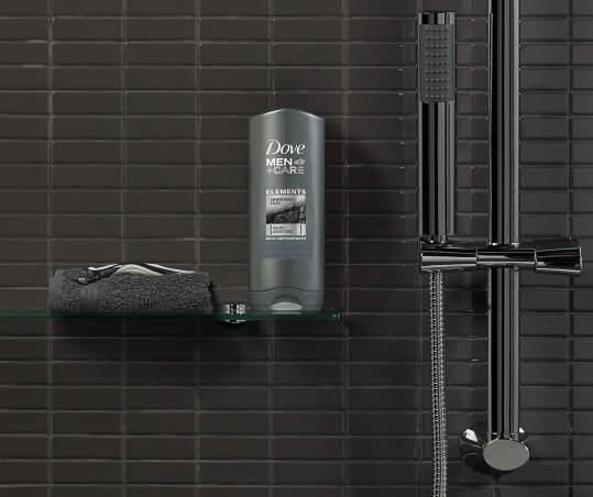 Dove Men Care Elements Charcoal Clay Body Face Wash 13 5 Fl Oz Big Lots