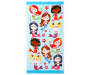 Mermaid Friends Beach Towel 30 inches x 60 inches silo front