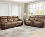 Mesa Brown Motion Sofa