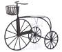 Metal Tricycle Votive Candle Holder silo front