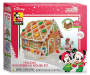 Mickey Mouse Holiday Gingerbread House Kit 27 point 5 ounce silo front