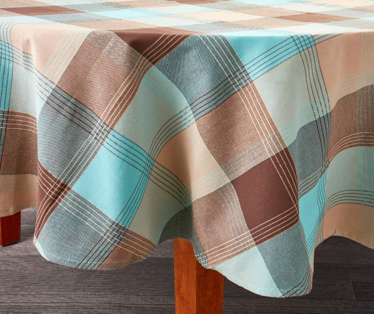 Master Cuisine Master Cuisine Plaid Tablecloths