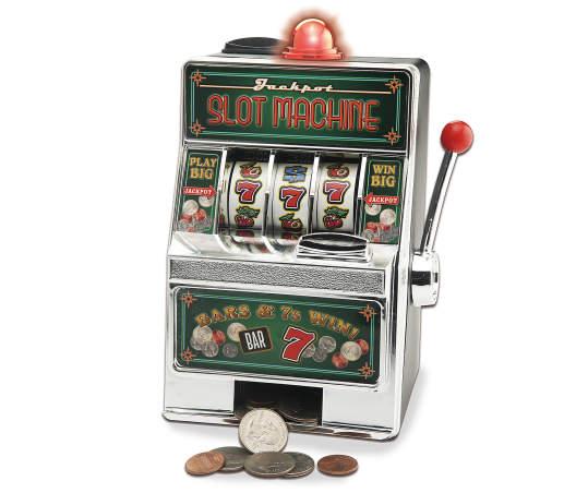 Mini Slot Machine