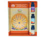 Mini Sun USB Ultrasonic Diffuser and Essential Oil Kit silo front in package