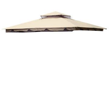 Wilson Fisher Monterey Gazebo Replacement Canopy 10 X 12 Lots