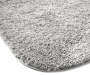 Monument Gray Bath Rug 24 inches x 36 inches silo side view