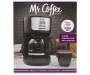 Mr. Coffee® FLX Series 12-Cup Programmable Coffeemaker