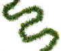 Multi Color Pre Lit Pine Garland 18 feet silo front