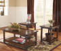 Murphy 3 Piece Occasional Table Set lifestyle living room