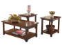 Murphy 3 Piece Occasional Table Set silo front