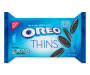 Nabisco Oreo Thins Chocolate Sandwich Cookies 10.1 oz. Pack