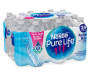 Nestl Pure Life Purified Water 24-16.9 fl. oz. Bottles
