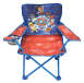 Nickelodeon Blue Paw Patrol Fold N Go Chair silo front