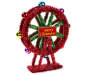 Ornament Ferris Wheel Tinsel Tabletop Decor silo front