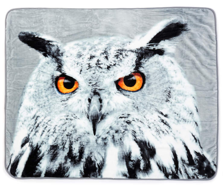 Owl Throw silo front