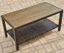 PALERMO RW 4 PC SEATING SET - COFFEE TABLE