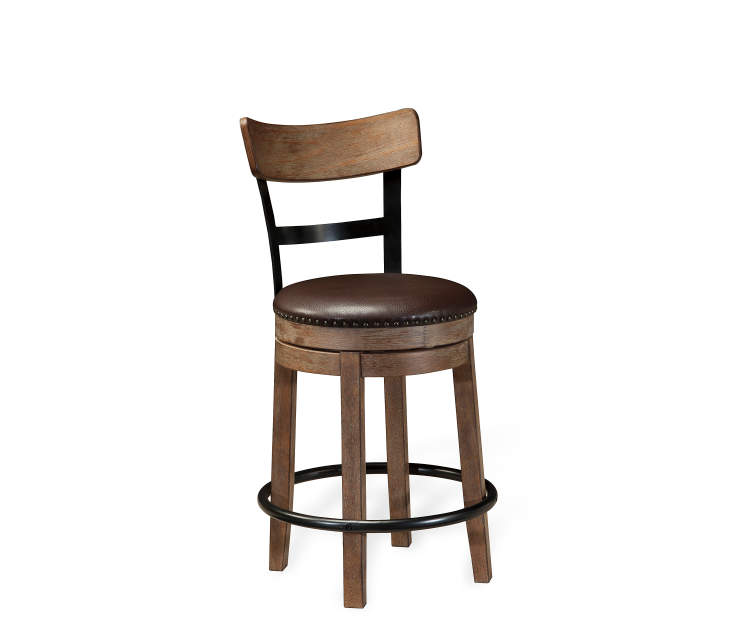 PINNADEL 24IN COUNTER HEIGHT BARSTOOL