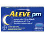 PM Pain Reliever/Nighttime Sleep Aid Naproxen Sodium Caplets, 220 mg, 20-Count