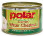 POLAR SLICED WATER CHESTNUTS 8 OZ