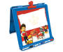Paw Patrol Double Sided Tabletop Easel White Board Side Angled View Silo image