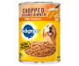 Pedigree® Chopped Ground Dinner with Chicken Wet Dog Food 22 oz. Can