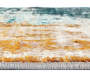 Peyton Multi Color Abstract Runner Rug 2 feet 3inch x 7 feet 6 inch silo front