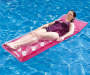 Pink and Blue Inflatable Pool Loungers 2 Pack lifestyle