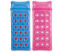Pink and Blue Inflatable Pool Loungers 2 Pack silo front
