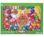 Pizza and Snacks Play Food Set 70 Piece in Package Silo Image