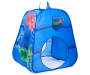 Pop Up Play Tent silo front