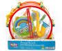Preschool Rhythm and Drum Set 8 Piece Set In Package Silo Image