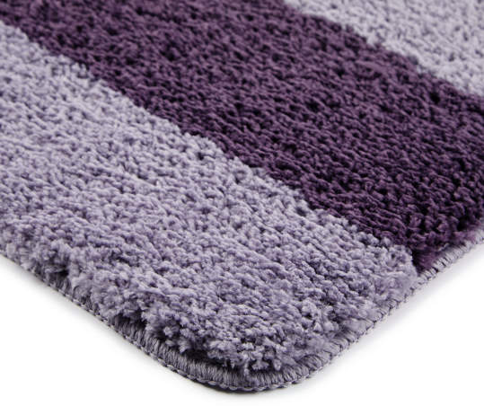 Stripe Bath Rugs