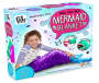 Purple Make Your Own Mermaid Blanket Kit silo front