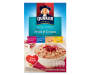 Quaker® Fruit & Cream Variety Pack Instant Oatmeal 8-1.23 oz. Box