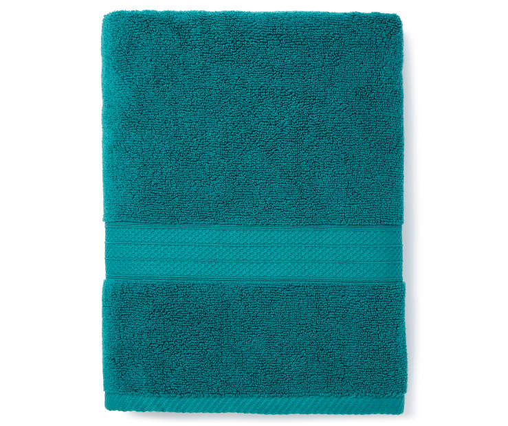 Quetzal Green Bath Towel silo front