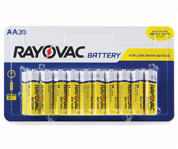 Name Brand Batteries Available in Standard Sizes | Big Lots