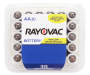 RAYOVAC Zinc Carbon Battery AA 30-Count Reclosable Pack