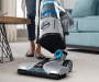 REACT QuickLift Upright Vacuum with Deluxe Tool Kit lifestyle