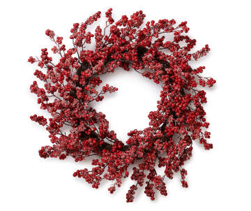 Non Christmas Winter Wreaths.Shop Our Selection Of Christmas Wreaths Garlands Big Lots