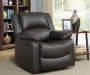 RELX LNGR PRESTON RECLINER JAVA