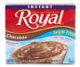 ROYAL SF CHOC PUDDING  1.7 OZ