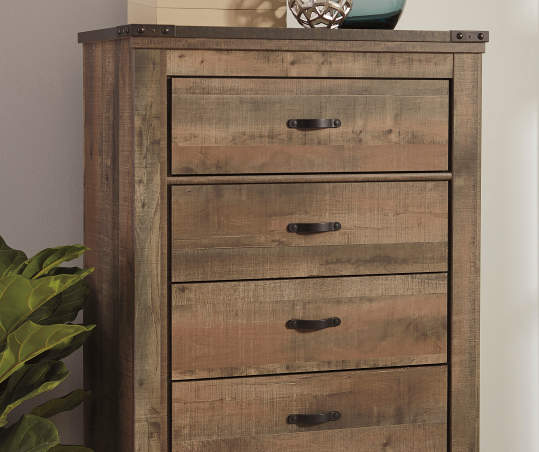 Ashley Trinell 5 Drawer Chest