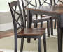 Rani Dining Chairs 2 Pack Detail Lifestyle