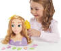 Rapunzel Styling Head silo front with child model
