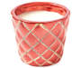 Red Berries Ceramic Candle 14 ounces silo front