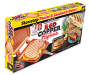 Red Copper Flipwich Sandwich Maker In Package Angled View Silo Image