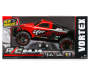 Red R C Baja Stadium 1:14 Remote Control Buggy silo front in package