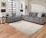 Redding Gray Loveseat