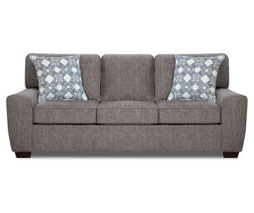 Simmons Redding Gray Sofa | Big Lots