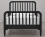 Rowan Valley Linden Black Toddler Bed lifestyle
